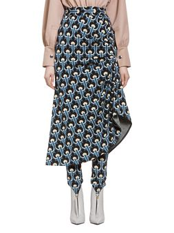 Marni Skirt in jersey Portrait  Woman