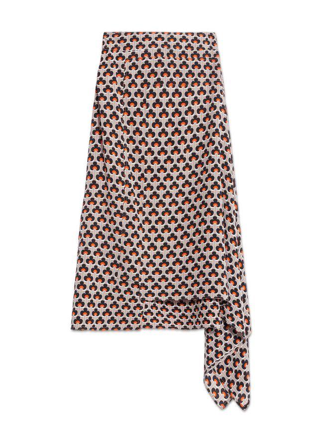 Marni Silk skirt Portrait print Woman - 2