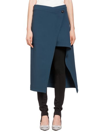 Marni Skirt in wool and viscose Woman