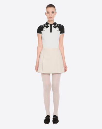 VALENTINO Skirt D PB3MD00A3U2 A03 r