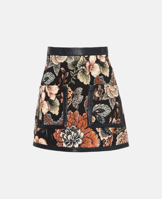 Jacquard Tapestry Gemma Skirt
