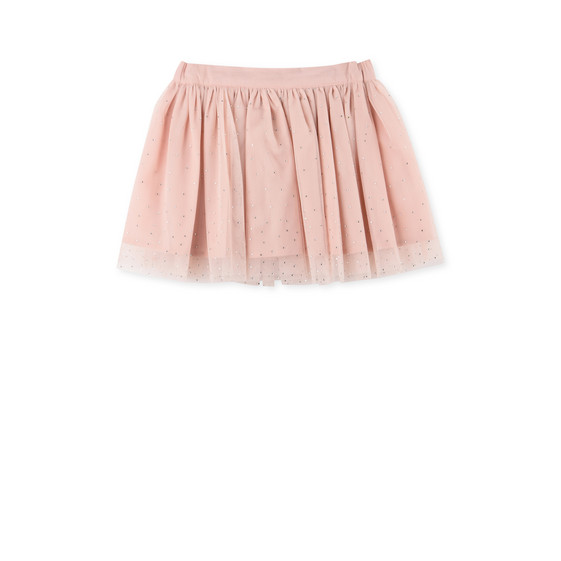 Honey Pink Glitter Skirt