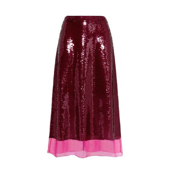 Margot Sequin Skirt