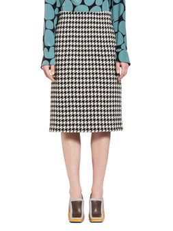 Marni Skirt in wool Woman