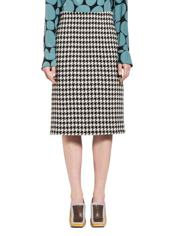 Marni Wool skirt Woman