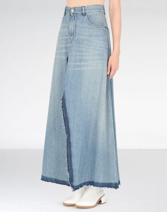 a8844a856 Maison Margiela Ankle Length Denim Skirt Women | Maison Margiela ...