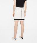KARL LAGERFELD Asymmetric Bouclé Skirt 8_d