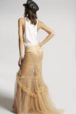 DSQUARED2 Tulle Skirt Skirt Woman