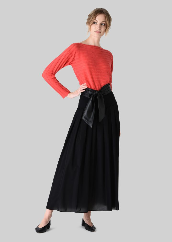 Fast Delivery Sneakernews For Sale SKIRTS - Long skirts Giorgio Armani Newest Sale Online NFVItuR