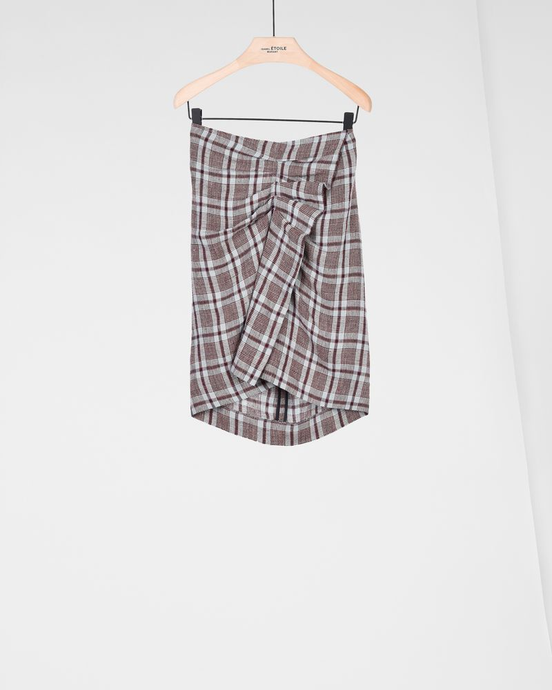 INES belted skirt ISABEL MARANT ÉTOILE