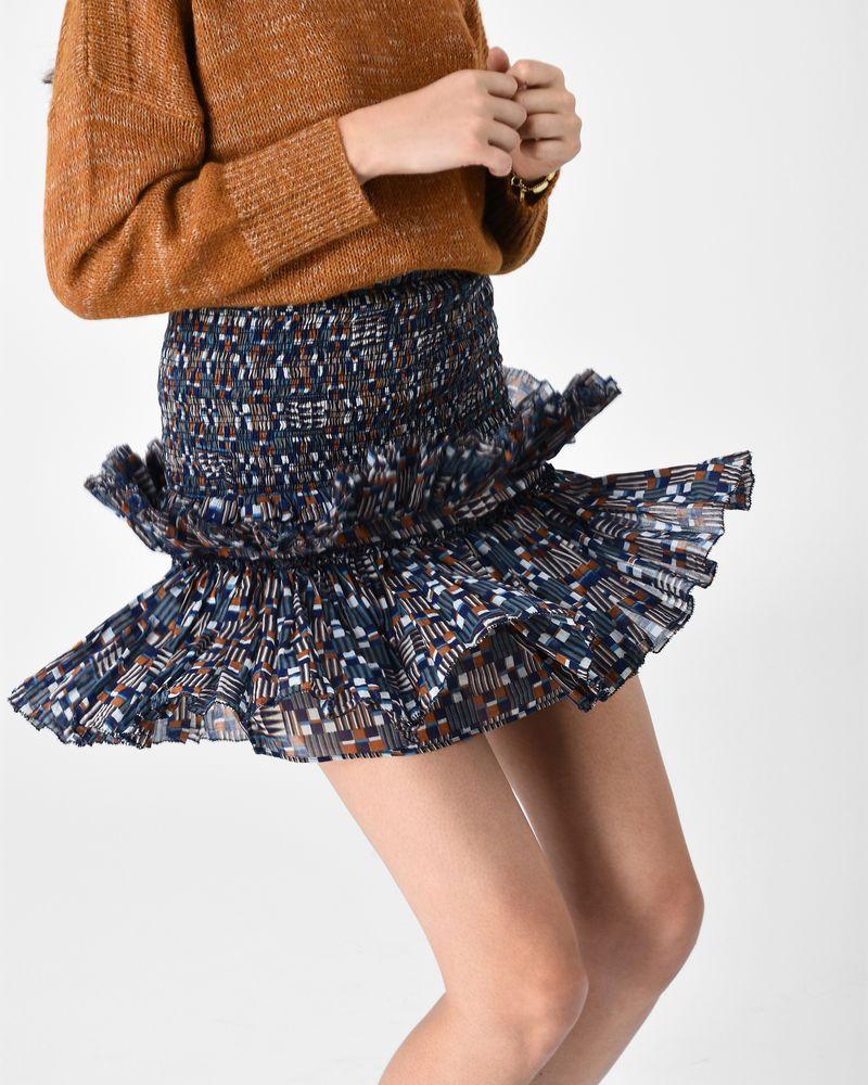 NAOMI ruffle skirt ISABEL MARANT ÉTOILE