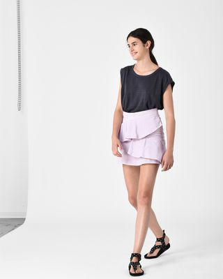 ISABEL MARANT ÉTOILE SHORT SKIRT Woman COATI skirt r