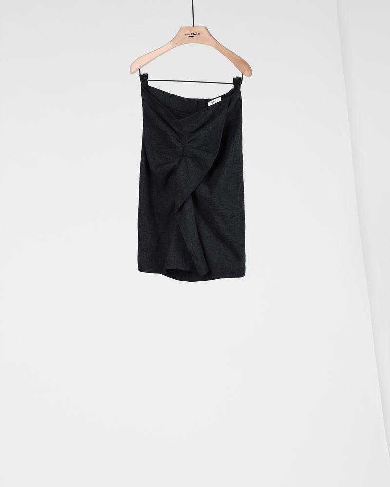 ORNELA belted skirt ISABEL MARANT ÉTOILE