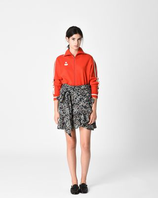 TEMPSTER printed skirt