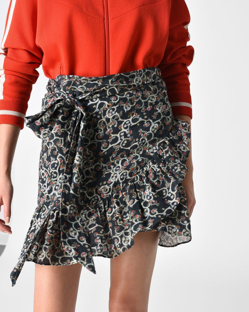 TEMPSTER printed skirt ISABEL MARANT ÉTOILE