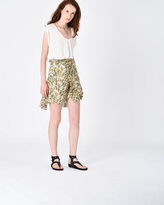 FERNA floral skirt