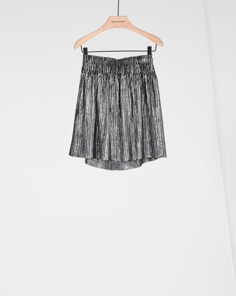DELPHI lurex skirt ISABEL MARANT