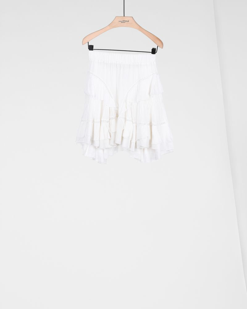 VARESE embroidered skirt ISABEL MARANT ÉTOILE