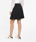 Karl Pleated Skirt