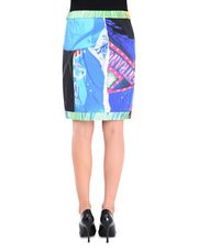 MOSCHINO Knee length skirt D d