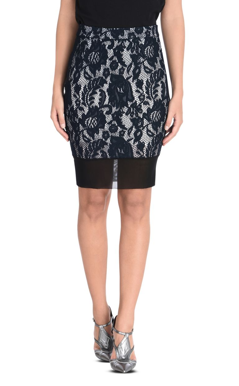 JUST CAVALLI Macramé lace mini skirt Skirt [*** pickupInStoreShipping_info ***] f
