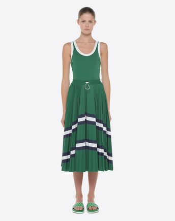 VALENTINO Skirt D PB3RA3D51CF 0K8 r