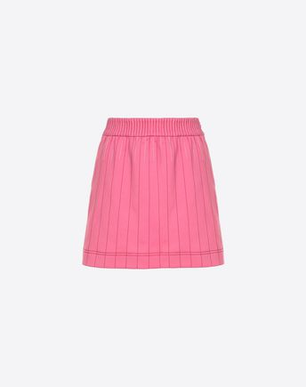 VALENTINO Skirt D Valentino Waves Mini Skirt f