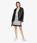 KARL LAGERFELD A-Line Bouclé Skirt 8_d