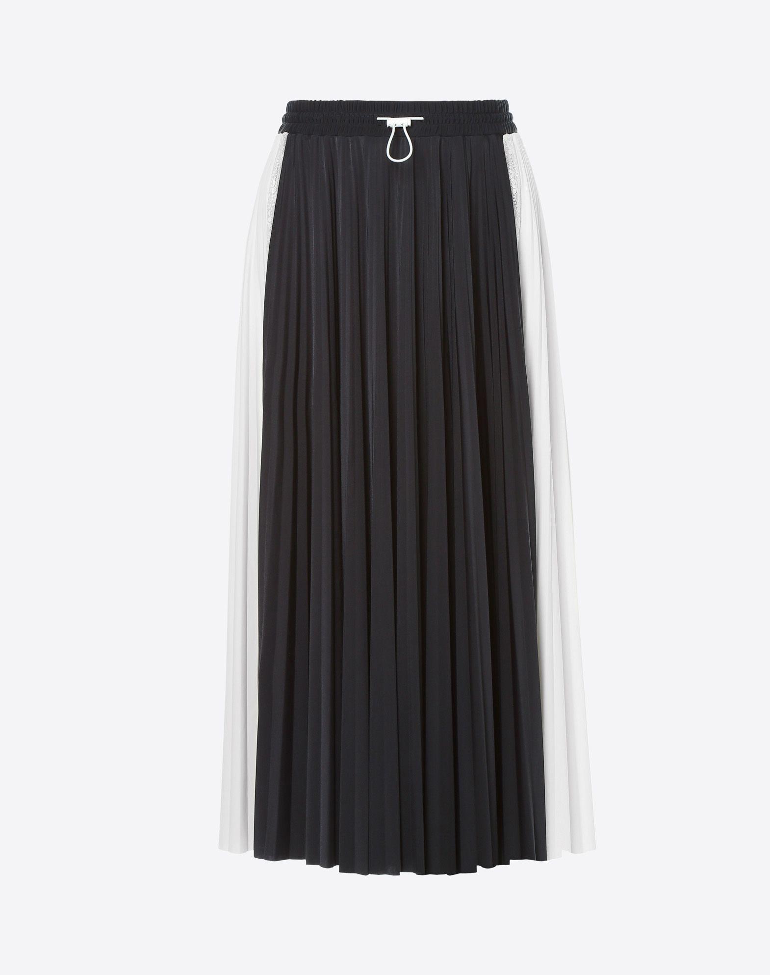 VALENTINO Pleated skirt Skirt D f