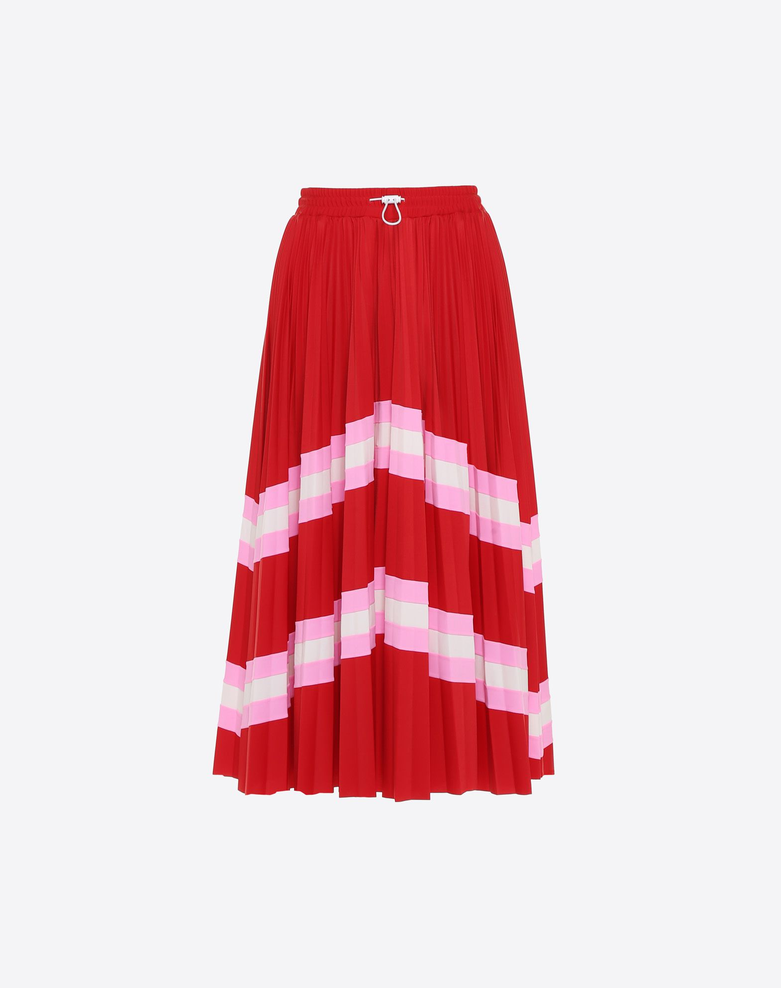 VALENTINO Pleated Skirt Skirt D f