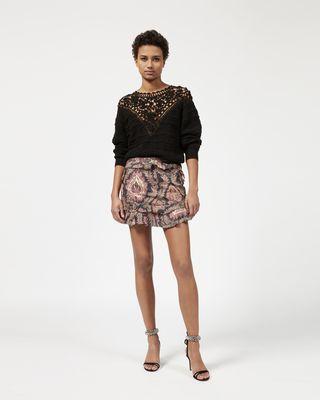 XUGY ruffle skirt