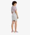 KARL LAGERFELD Captain Karl Skirt W/Patches  8_d