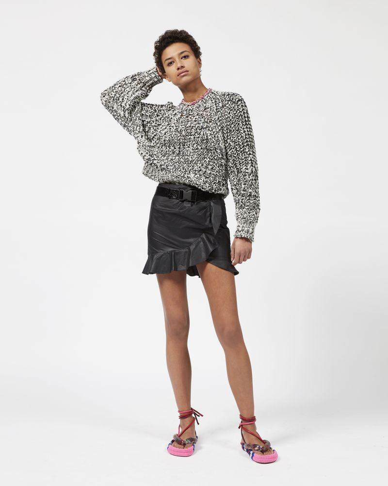 MOUNA ruffle skirt  ISABEL MARANT