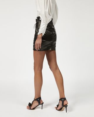 ISABEL MARANT SHORT SKIRT Woman MALVERN ruffle dress r