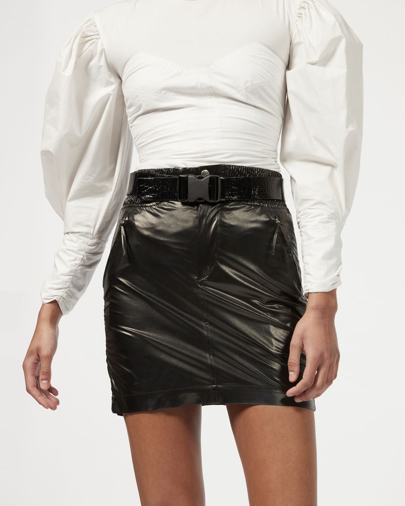 AMEL metallic skirt ISABEL MARANT
