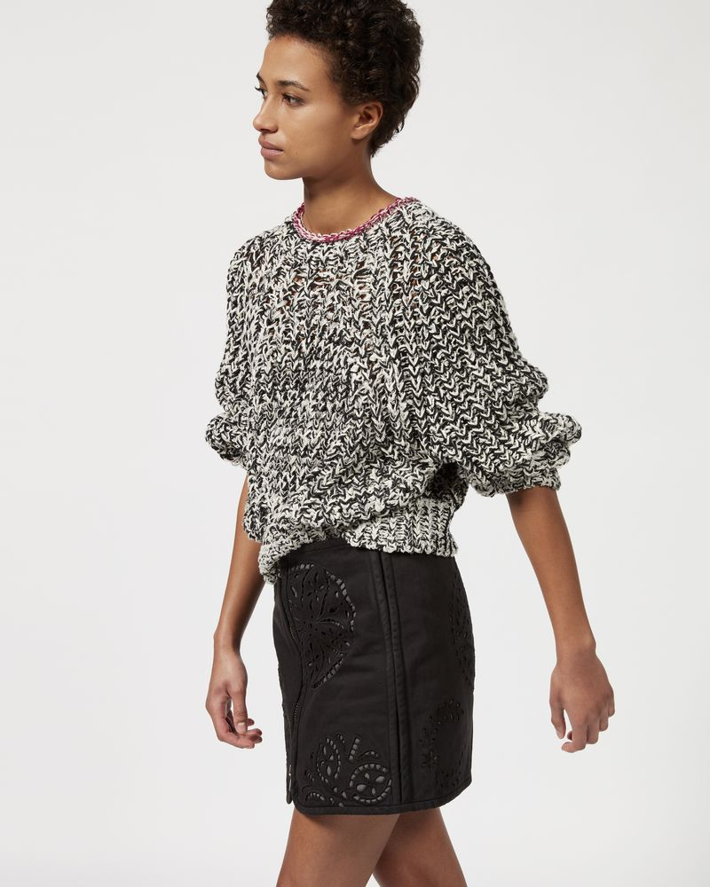 RILZEN zipped skirt  ISABEL MARANT