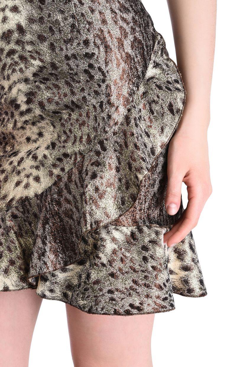 JUST CAVALLI Mini skirt with frill detail Skirt [*** pickupInStoreShipping_info ***] e