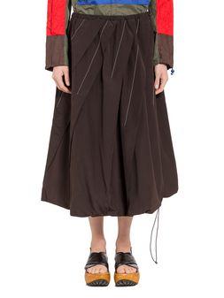 Marni Flared poplin skirt  Woman
