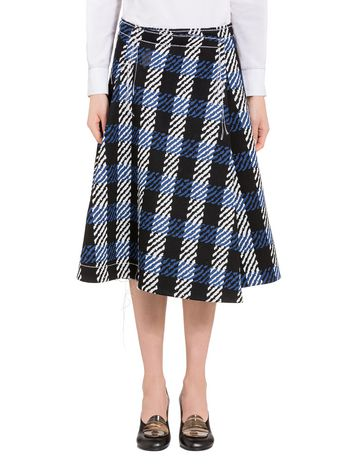 Marni Skirt in coupled jacquard Woman