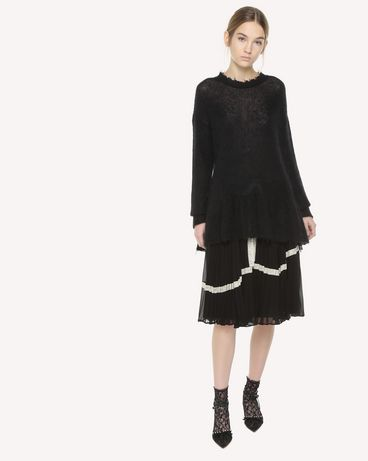 REDValentino QR3RA02Z3U7 0NO Skirt Woman d