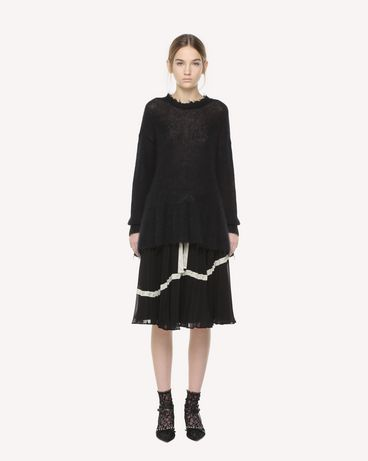 REDValentino QR3RA02Z3U7 0NO Skirt Woman f