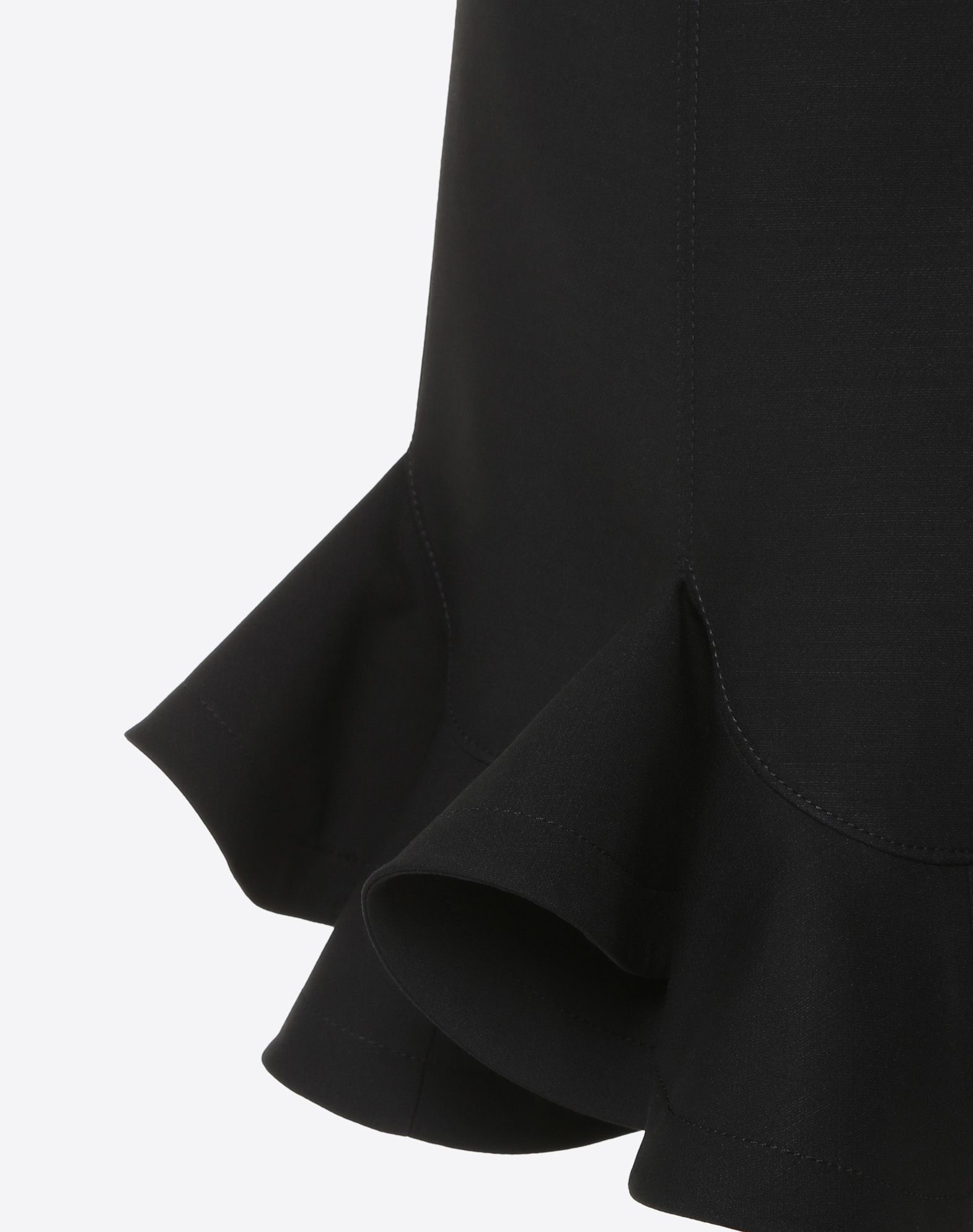 VALENTINO Crepe Couture Skirt Skirt D a