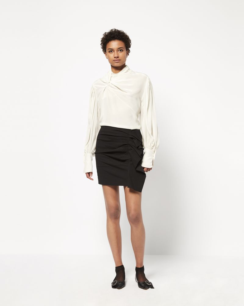 NEFLY stretch skirt ISABEL MARANT