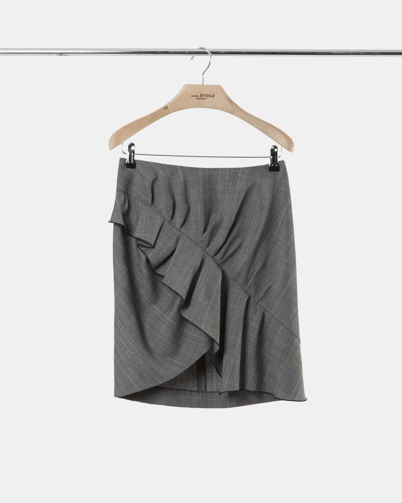 NEL Super 100 skirt ISABEL MARANT ÉTOILE