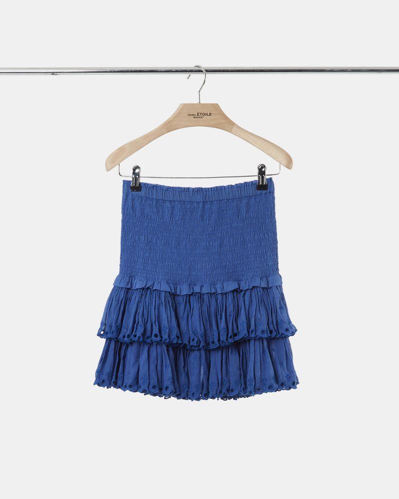 NAOMI cotton voile skirt ISABEL MARANT ÉTOILE