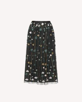 REDValentino Trousers Woman QR3RB1B03T4 0NO a