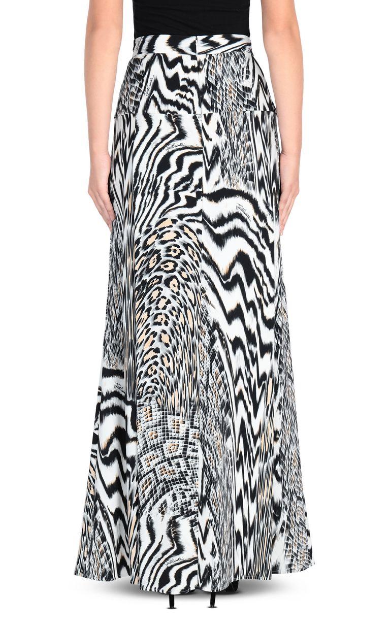 JUST CAVALLI Zoology-print maxi skirt Skirt [*** pickupInStoreShipping_info ***] d