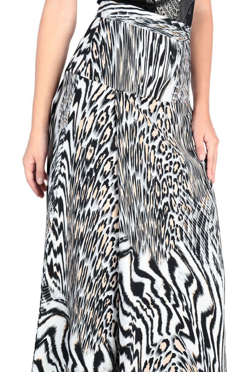 JUST CAVALLI Zoology-print maxi skirt Skirt [*** pickupInStoreShipping_info ***] e
