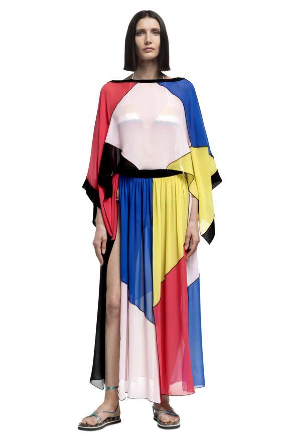 MISSONI Пляжная юбка Для Женщин, Вид спереди