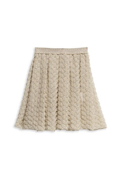 MISSONI Skirt Gold Woman - Back